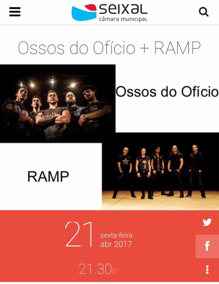 RAMP Seixal